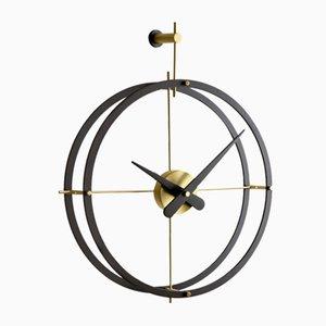 2 Puntos NG Clock by Jose Reina for Nomon