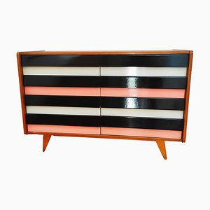 Chest of Drawers by J. Jiroutek for Interier Praha, Czechoslovakia, 1960s