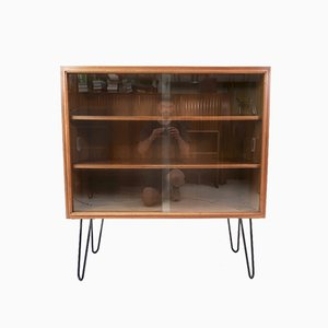 Mid-Century Walnut Chest of Drawers or Cabinet, 1960s