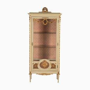 Italian Showcase Cabinet, 19th Century