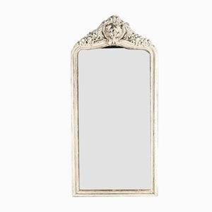 French Painted Mirror, 19th Century