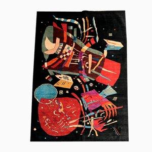 Rug After Wassily Kandinsky, 2015