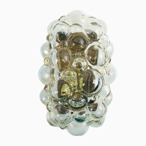 Mid-Century Bubble Glass Wall Lamp by Helena Tynell for Limburg, 1960s