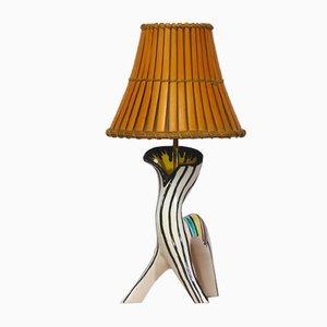 Zoomorphic Ceramic Lamp