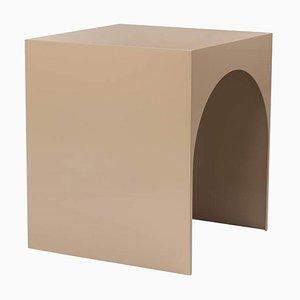 Arch L Table by Kristina Dam Studio