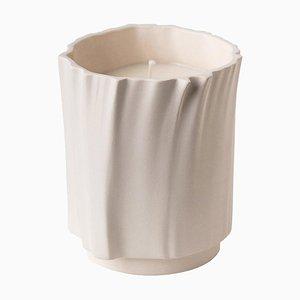 Shiver Candle Vase by Evelina Kudabaite Studio