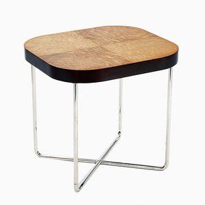 Maple Birds Eye Modernist Side Table