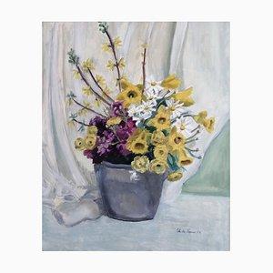 Theodore De Fermor, Bouquet de fleurs, 1954