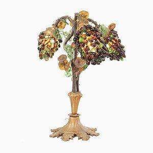 French Art Nouveau Table Lamp