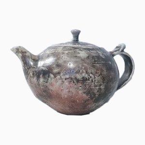 Danish Ceramic Teapot by Per Weiss