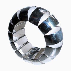 Pomellato Sterling Silver Bracelet, 1980s