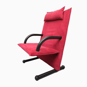 T Line Arm Chair from Arflex, 1980s