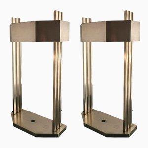 Bauhaus Lamps by Marcel Breuer, Set of 2