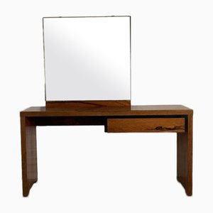 French Rosewood Dressing Table, 1930s