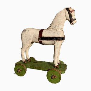 Swedish Wooden Toy Dala Horse