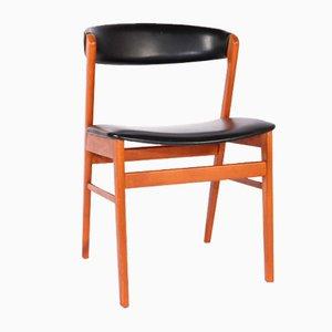 Teak Chairs, Denmark, 1960s, Set of 2