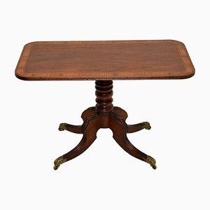 Antique Regency Side Table