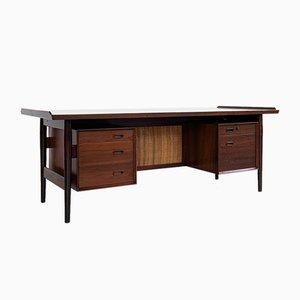 Mid-Century Danish Rosewood Desk by Arne Vodder for Sibast, 1960s