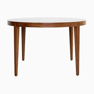 Mid-Century Danish Teak Dining Table by Severin Hansen for Haslev, 1960s
