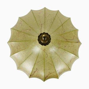 Italian Mid-Century Modern Ceiling Lamp by Achille Castiglioni, 1960s