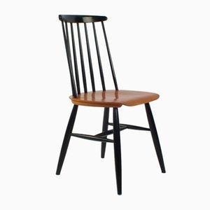 Tapiovaara Style Wooden Dining Chair