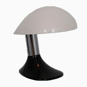 "Italian ""Cobra"" Table Lamp by Harvey Guzzini for Guzzini, 1960s"