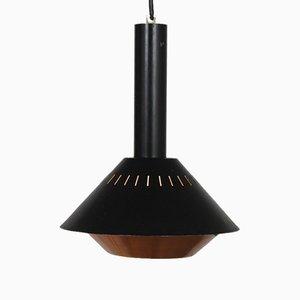 Danish Hanging Lamp in Jo Hammerborg Style for Fog & Morup, 1960s