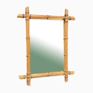 Faux Bamboo Mirror, 1928