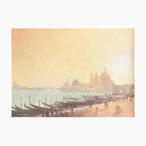 Claude Sauthier, En souvenir des escapades à Venise, 1970