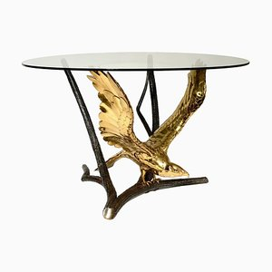 Eagle Dining Table by A. Chervet, 1970s