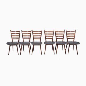 Chairs by Cees Braakman for Pastoe, Set of 6