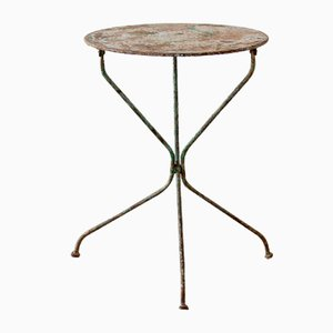 Painted Bistro Table