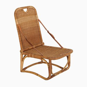 Danish Folding Chair by R. Wengler Studio