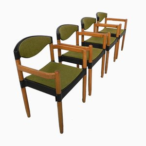 Strax Dining Chairs by Hartmut Lohmeyer for Casala, Set of 4