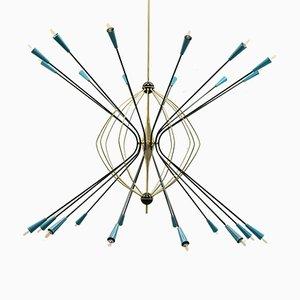 24-Light Sputnik Lamp