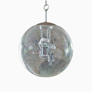 Space Age Globe Lamp from Doria Leuchten, Germany, 1960s