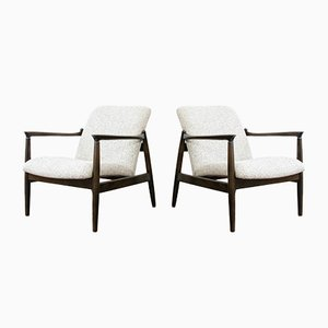 GFM-64 Armchairs by Edmund Homa for GFM, 1960s, Set of 2