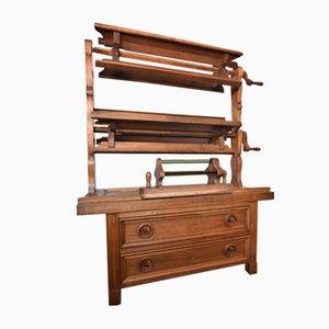 Antique Passementerie Workbench