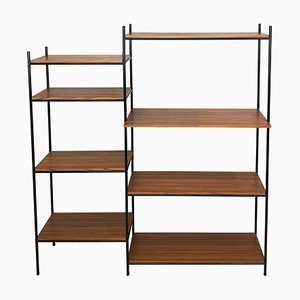 Vintage Mid-Century Modern Modular Shelving Unit from Le Corbusier, 1950s