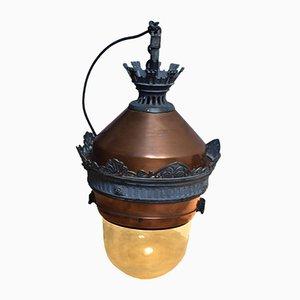 Copper Streetlamp, 1920s