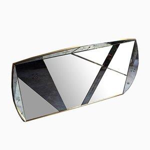 Large Round Italian Mirror