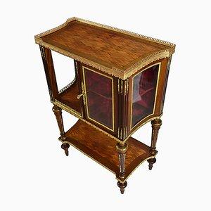 19th Century Louis XVI Display Cabinet from Maison Bastet