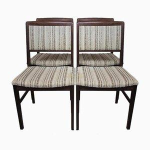 Swedish Dining Chairs, 1970s