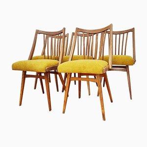 Czechoslovakian Chairs by F. Jirák for Tatra Furniture, 1960s