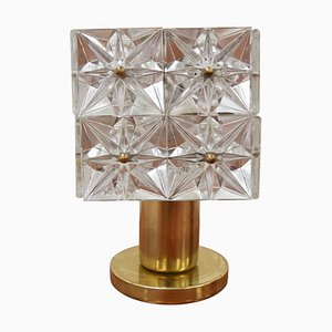 Mid-Century Table Lamp by Kamenicky Senov for Preciosa, 1960s