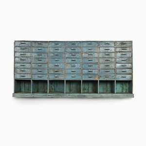 Workshop Cabinet with 48 Drawers and 7 Compartments