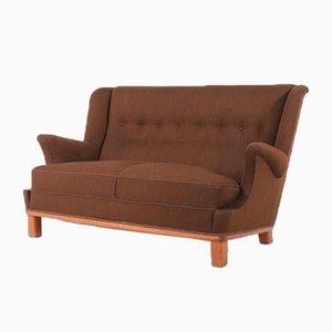 Swedish Mid-Century Modern 2-Seater Sofa, 1950s