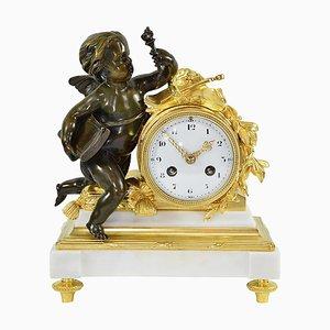 Small Louis XVI Style Clock