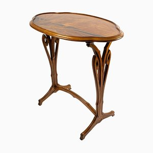Small Living Room Table by Gallé