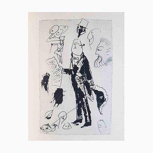 Les Mamelles de Tirésias, Book Illustrated by Pablo Picasso, 1946